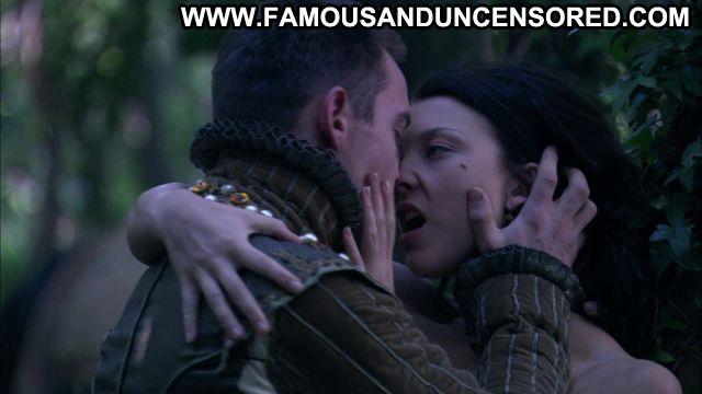 Natalie Dormer The Tudors Woods Brunette Sex Scene Beautiful