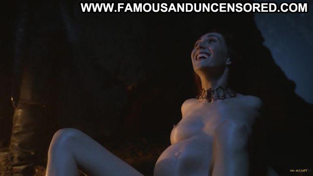 Carice Van Houten Nude Sexy Scene Game Of Thrones Pregnant