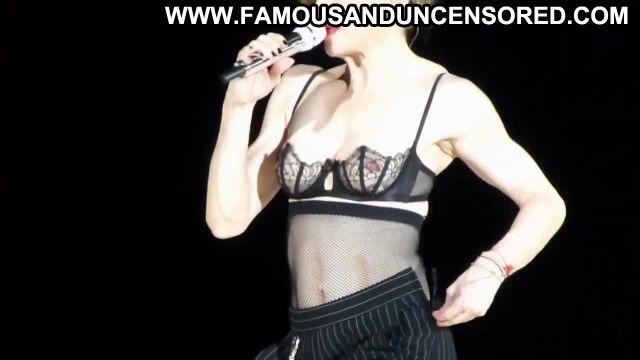 Madonna Concert Milf Actress Posing Hot Gorgeous Beautiful