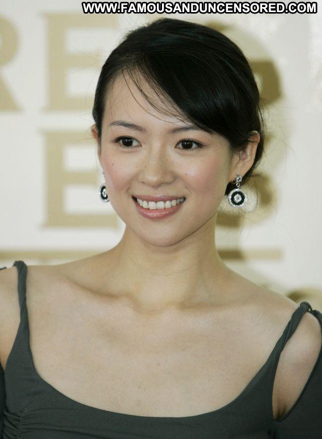 Zhang Ziyi No Source Celebrity Posing Hot Sexy Dress Babe Posing Hot