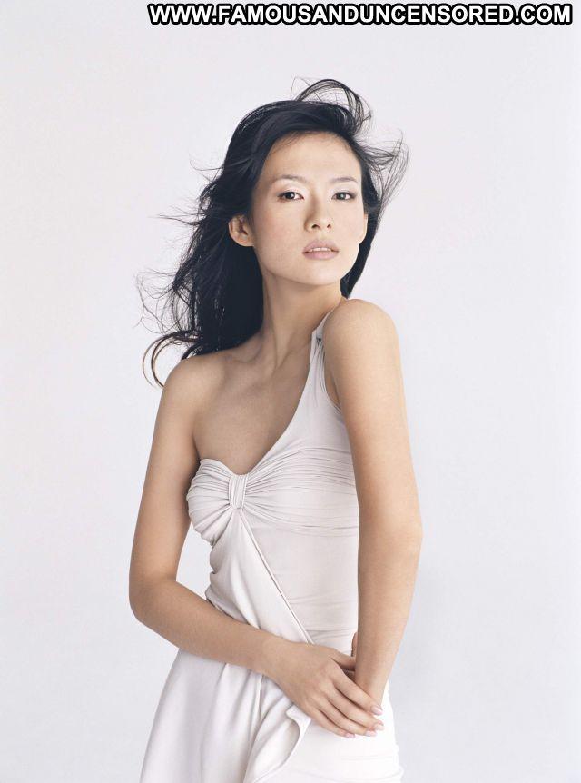 Zhang Ziyi No Source Posing Hot Famous Posing Hot Sexy Babe Celebrity