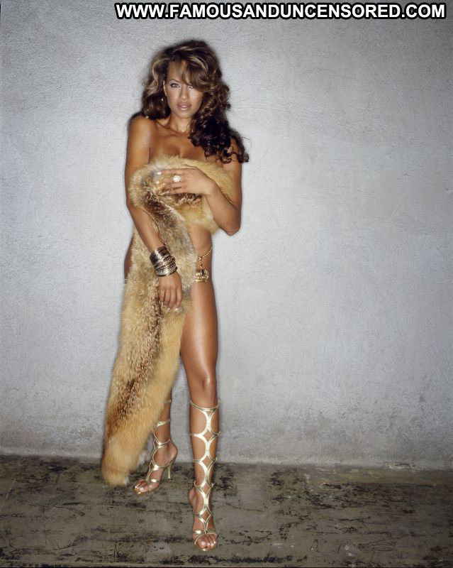 Leila Arcieri No Source Famous Ebony Celebrity Posing Hot Babe