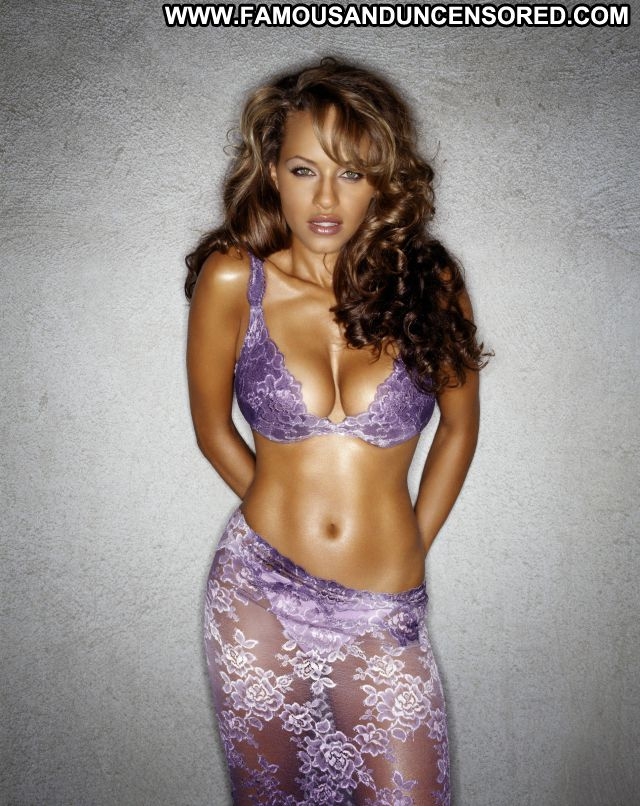 Leila Arcieri No Source Celebrity Hot Cute Posing Hot Ebony Lingerie