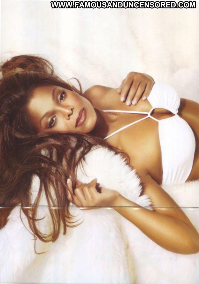 Janet Jackson No Source Posing Hot Celebrity Posing Hot Babe Ebony