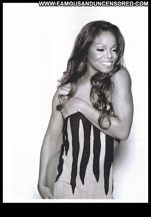 Janet Jackson No Source Sexy Babe Posing Hot Cute Ebony Singer Sexy