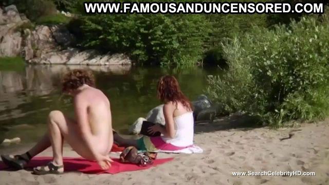 Courtney Abbott Nude Sexy Scene Act Naturally Nudist Lake