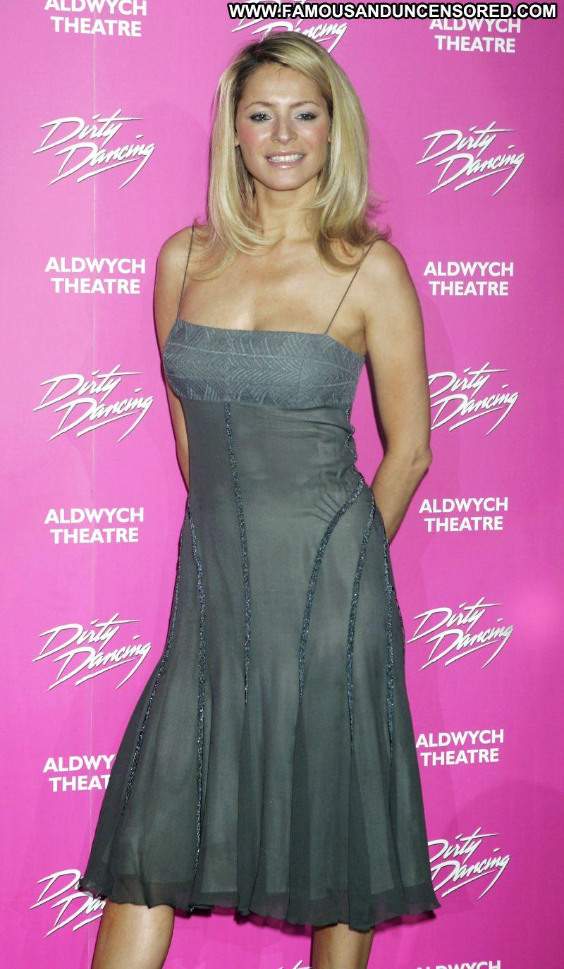 Tess Daly Celebrity Posing Hot Babe Blonde Celebrity