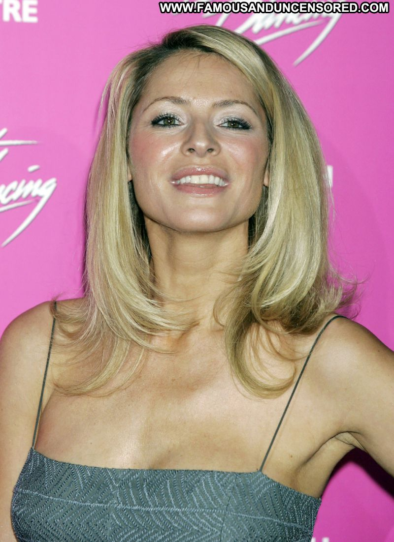 Tess Daly No Source Celebrity Posing Hot Babe Blonde -4379