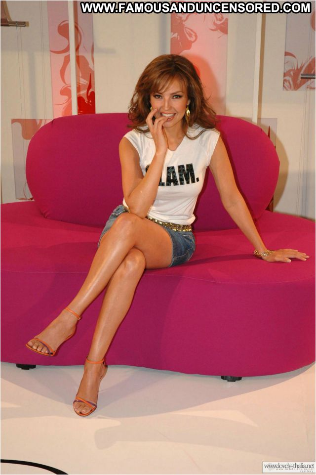 Thalia No Source Celebrity Hot Famous Mexico Sexy Dress Cute