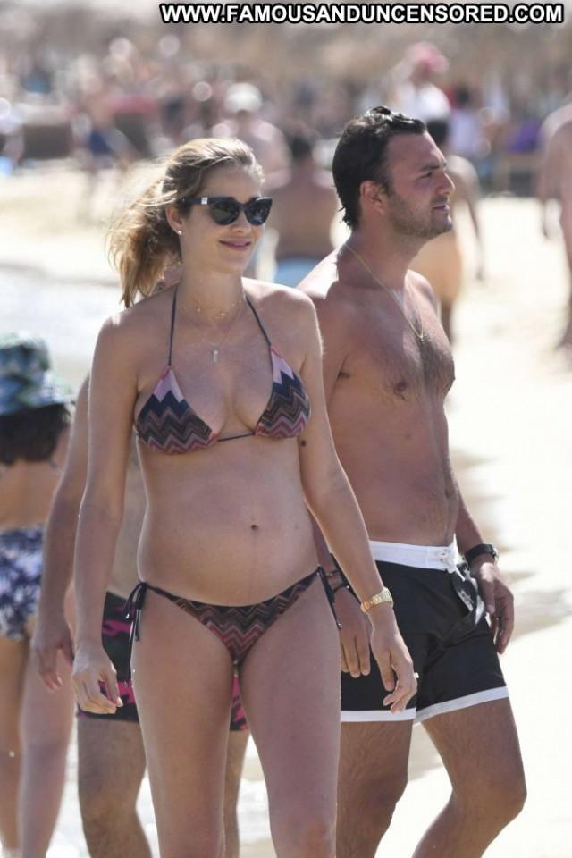 Bikini No Source Celebrity Paparazzi Bikini Babe Posing Hot Beautiful