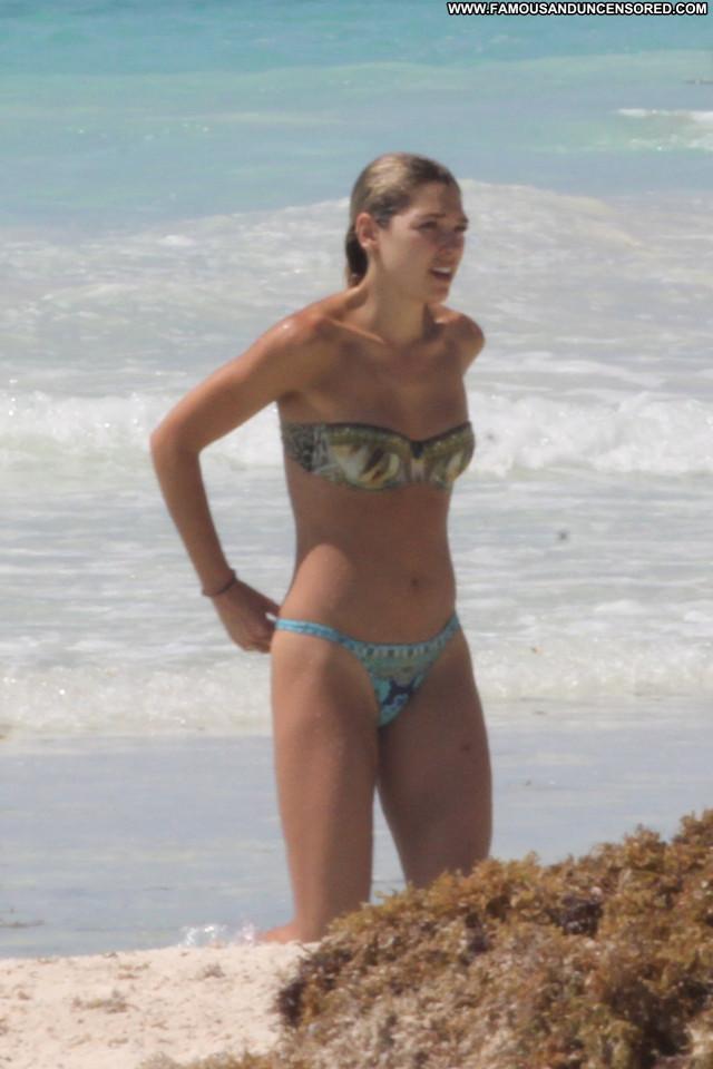 Michelle Hunziker Topless Photoshoot Australia Babe Bar Paparazzi