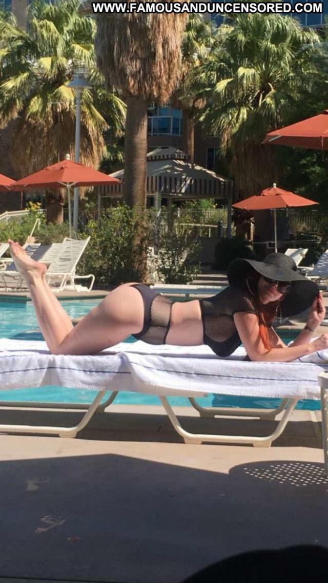 Sophia Vegas Palm Springs Bikini Babe Posing Hot Paparazzi Celebrity