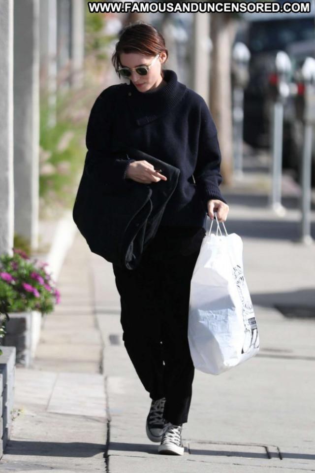 Rose West Hollywood Hollywood Paparazzi Celebrity Babe Shopping