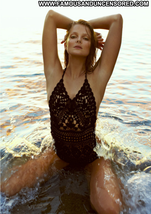 Eniko Mihalik Inez Van Lamsweerde And Model Skinny Hungary Beautiful