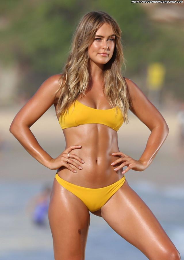 Stephanie Claire Smith No Source Busty Model Posing Hot Bikini Babe