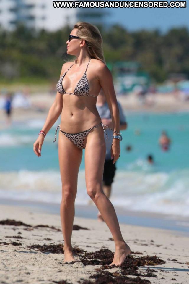 Tetyana Veryovkina The Beach Beach Posing Hot Paparazzi Celebrity