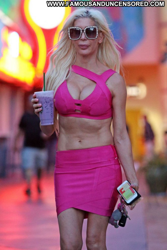 Pink Beverly Hills French Beautiful Posing Hot Babe Celebrity