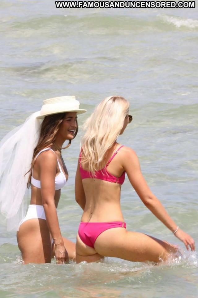 Rocky Barnes The Beach Beach Beautiful Babe Photoshoot Paparazzi