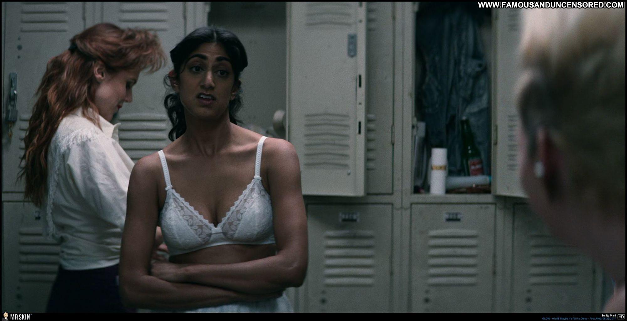 Sunita Mani Glow Glow Celebrity Posing Hot Beautiful Babe