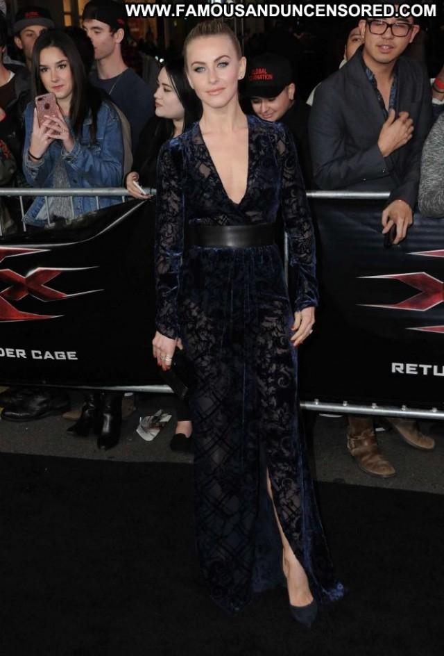 Julianne Hough Los Angeles Angel Paparazzi Babe Celebrity Posing Hot
