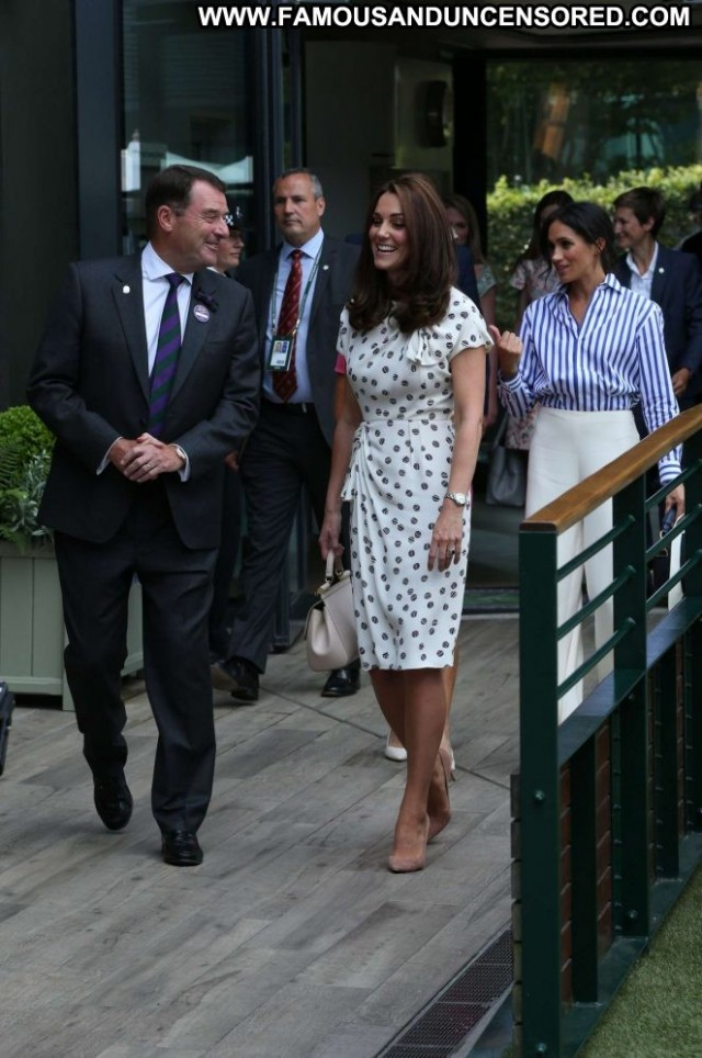 Kate Middleton No Source Tennis Celebrity Paparazzi Beautiful London
