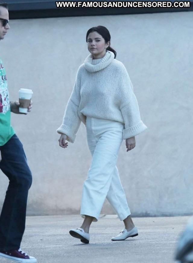 Selena Gomez Los Angeles Los Angeles Babe Posing Hot Angel Paparazzi