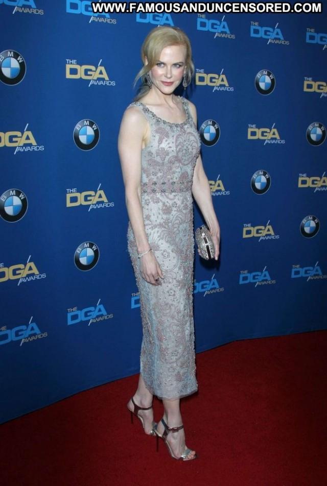 Nicole Kidman Beverly Hills Awards Posing Hot Babe Celebrity