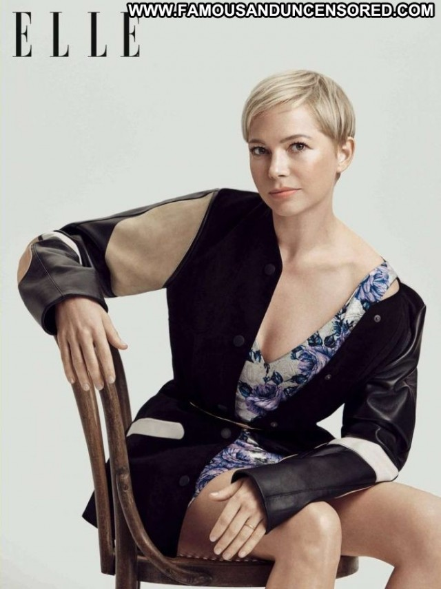 Michelle Williams No Source Magazine Beautiful Celebrity Posing Hot