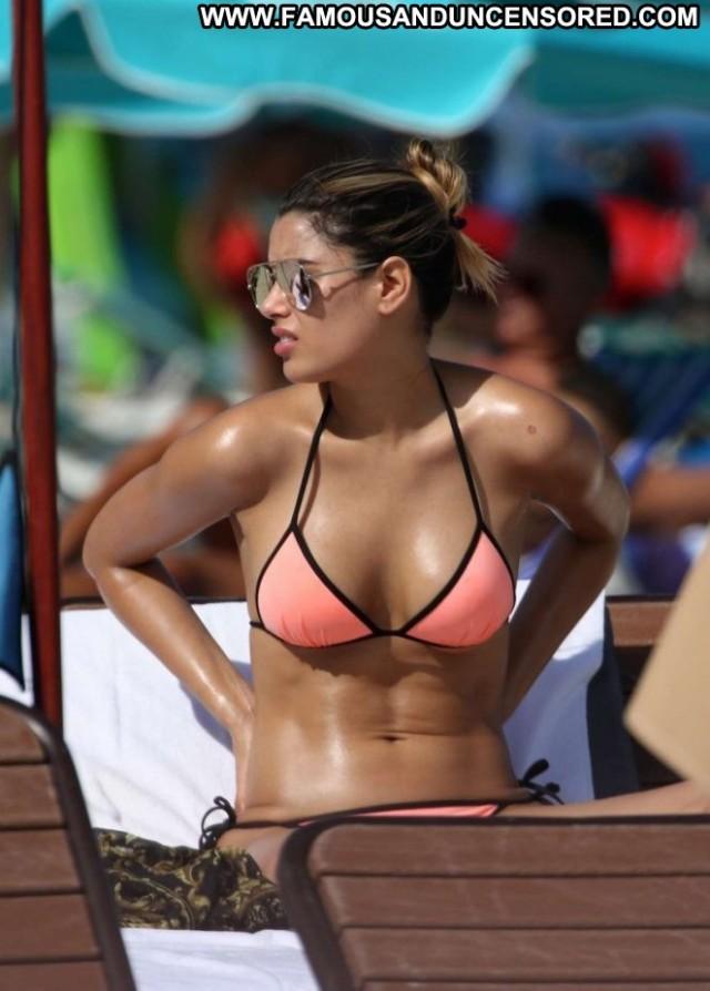 Ariadna Gutierrez No Source Posing Hot Bikini Paparazzi Babe