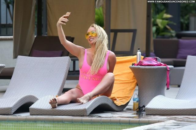 Aisleyne Horgan Los Angeles Desi Posing Hot Beautiful Celebrity Sexy