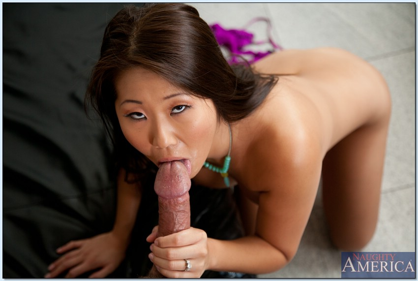 Big cock hana suck