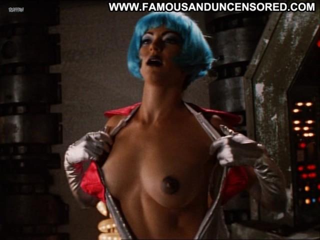Carla Gugino Judas Kiss Sex Lesbian Topless Breasts Celebrity Nude