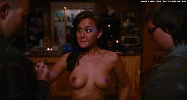 Jessica Pare Crystal Lowe Hot Tub Time Machine Couple Wet