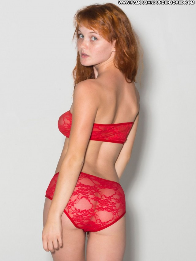 Kacy Anne Hill American Apparel Collection Posing Hot Celebrity