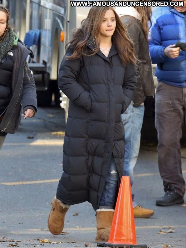 Chloe Moretz If I Stay Celebrity Posing Hot Beautiful High Resolution