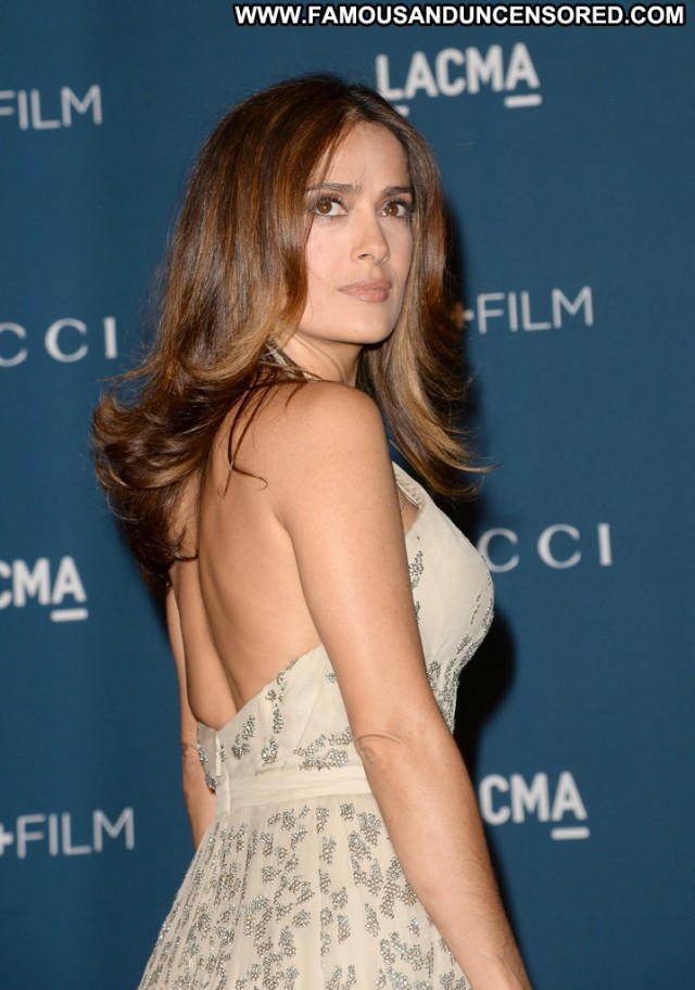 Salma Hayek No Source Beautiful Babe High Resolution Posing Hot
