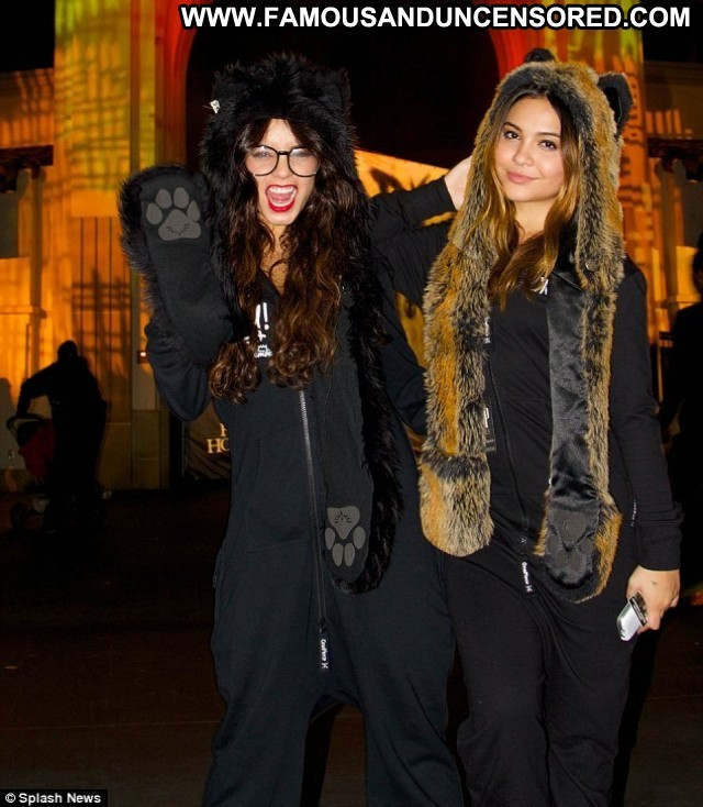 Vanessa Hudgens Halloween  Babe Halloween Horror High Resolution