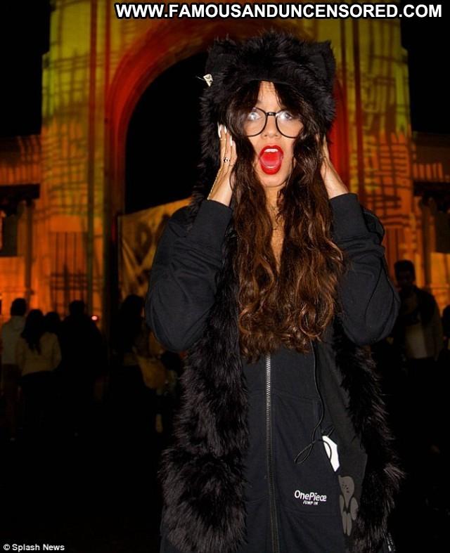 Vanessa Hudgens Halloween  Beautiful High Resolution Celebrity Horror