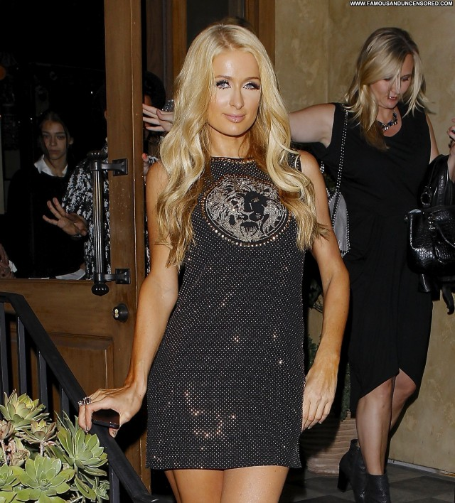 Paris Hilton No Source Celebrity Beautiful Party High Resolution