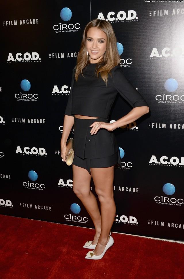 Jessica Alba Los Angeles Babe Posing Hot Celebrity High Resolution