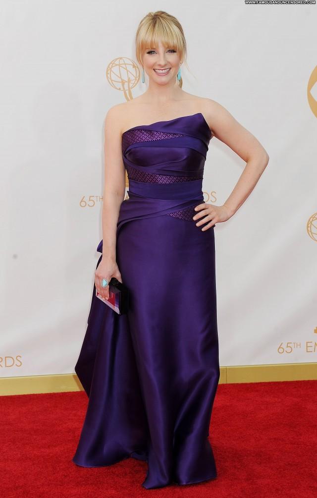 Melissa Rauch Primetime Emmy Awards Babe Celebrity High Resolution