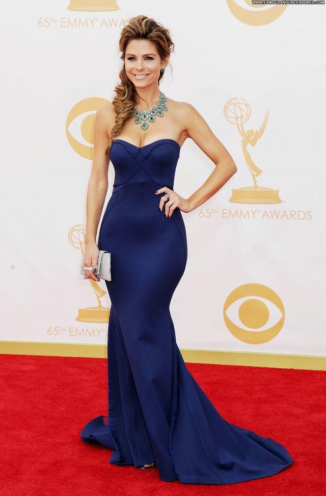 Maria Menounos Primetime Emmy Awards Beautiful Awards Babe High
