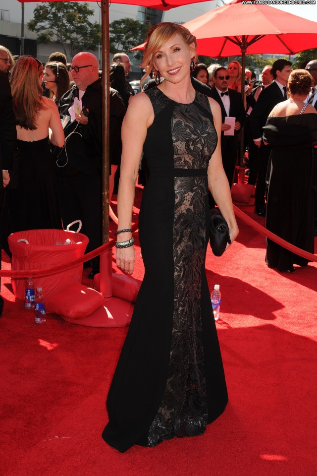 Kari Byron Emmy Awards Awards Beautiful Celebrity Babe Posing Hot