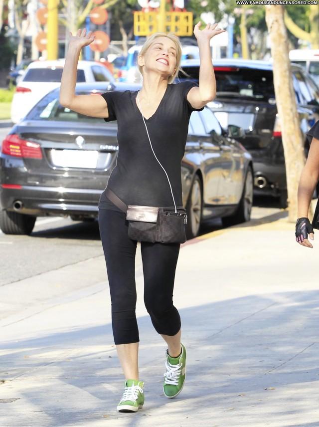 Sharon Stone West Hollywood Celebrity Hollywood West Hollywood