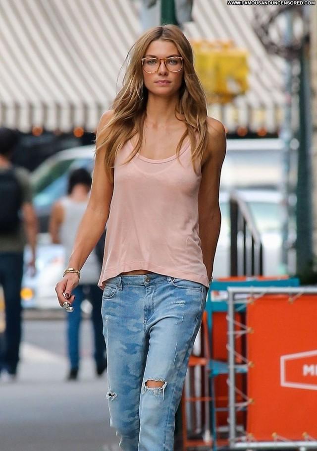 Jessica Hart New York Beautiful New York Babe Celebrity High