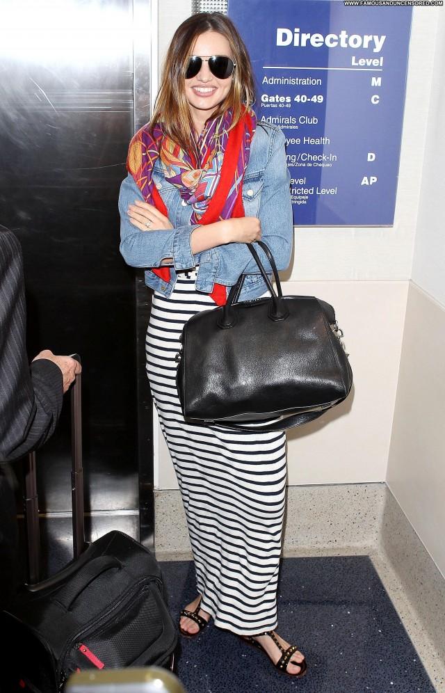 Miranda Kerr Lax Airport High Resolution Candids Babe Beautiful