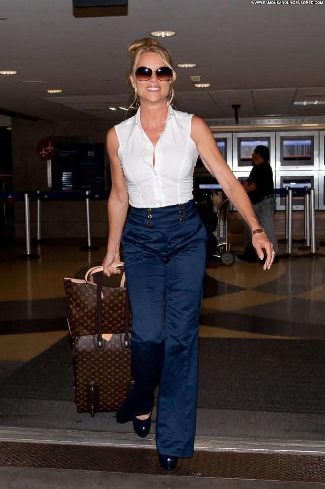Nicollette Sheridan Celebrity  Celebrity Posing Hot Malibu Babe High