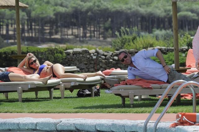Bar Refaeli Beautiful Celebrity Posing Hot Babe Bikini High