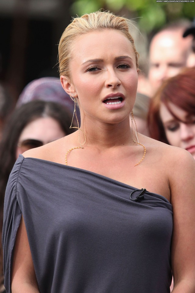 Hayden Panettiere Los Angeles Celebrity Beautiful Interviews Babe