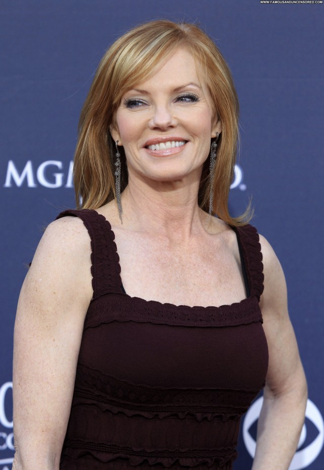 Marg Helgenberger Academy Of Country Music Awards  Posing Hot High